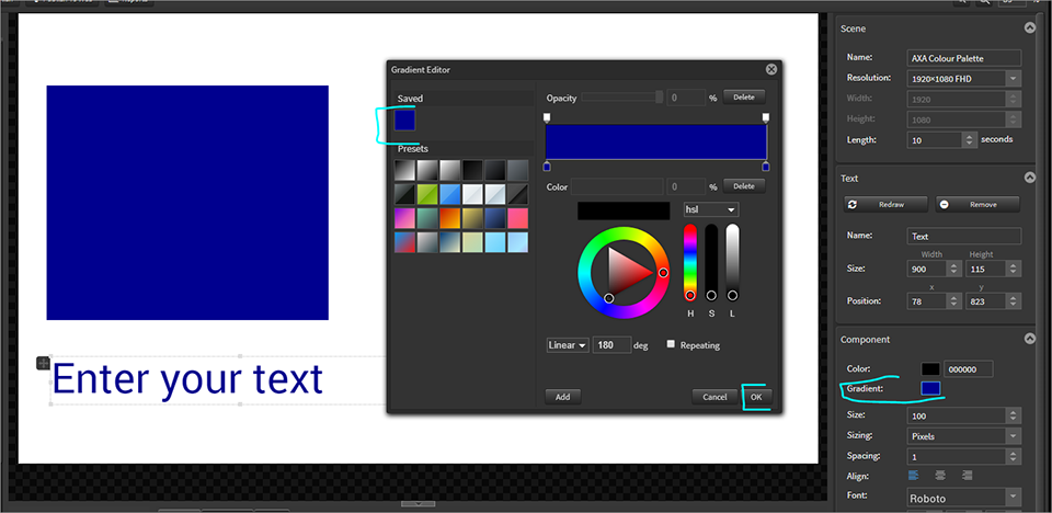 Colour Palette 01g