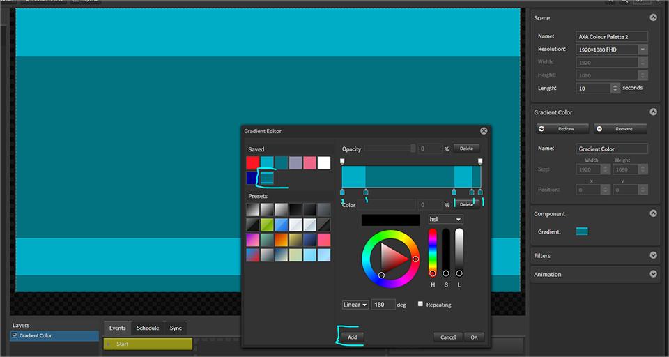 Colour Palette 04