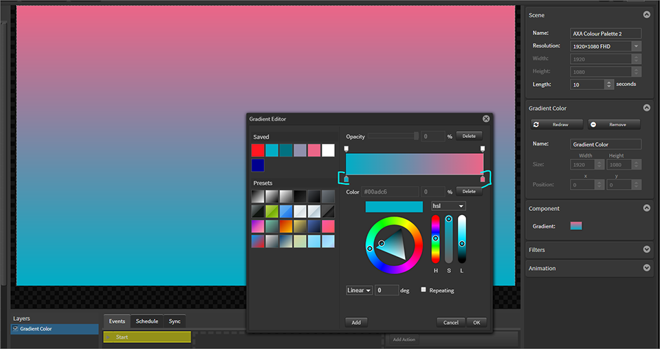 Colour Palette 04a