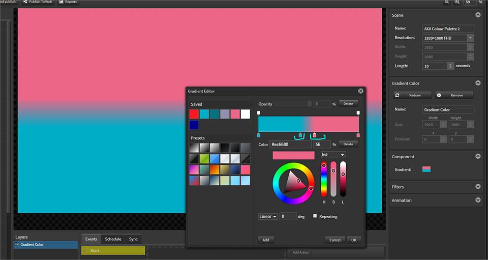 Colour Palette 04b