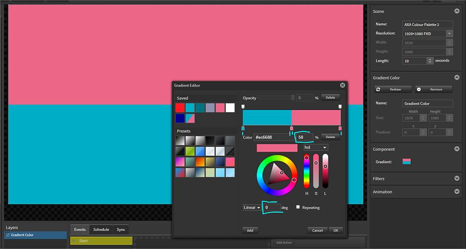 Colour Palette 04c