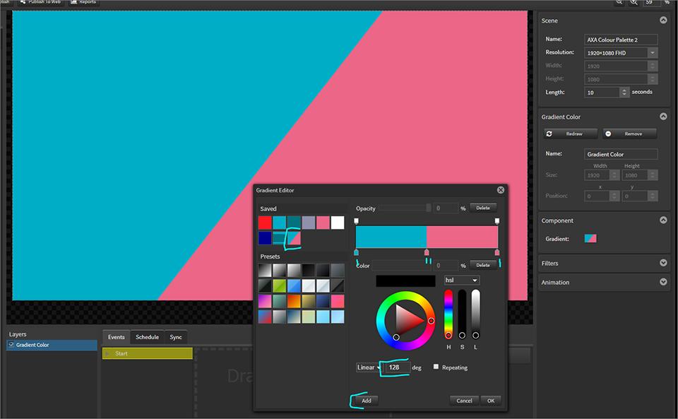 Colour Palette 05