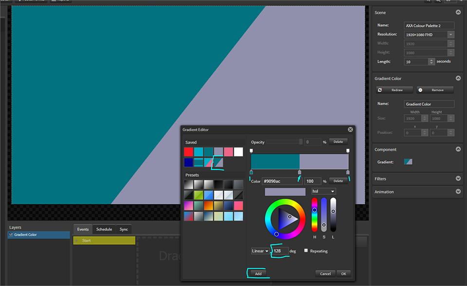 Colour Palette 06