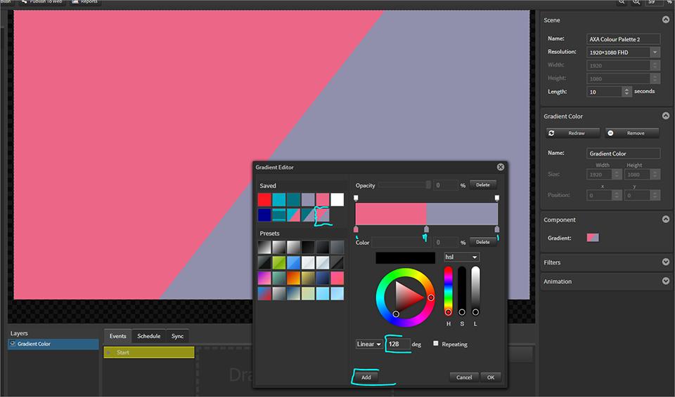 Colour Palette 07
