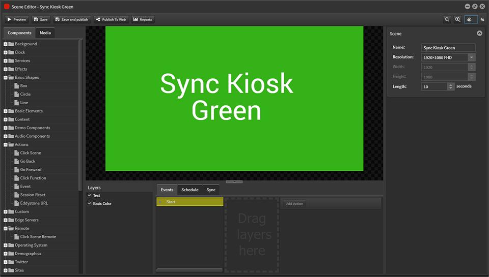 Kiosk-Control_scenes-green