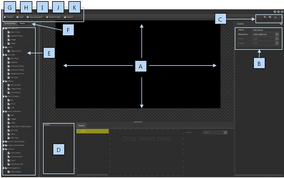 Scene Editor GUI